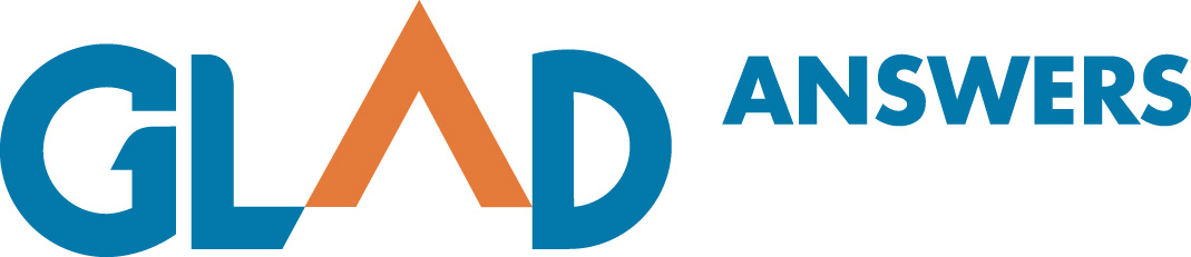 GLAD Answers logo
